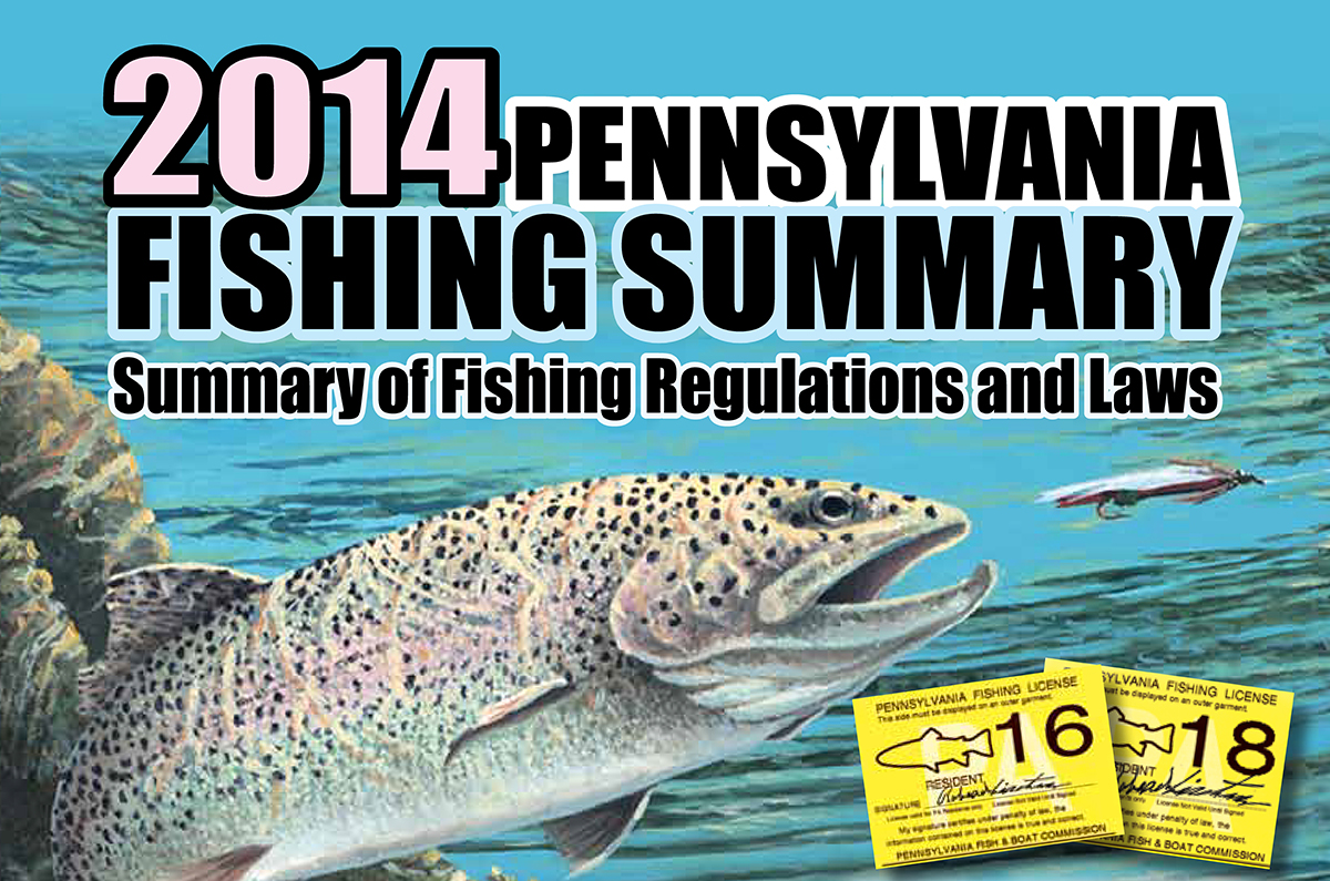PA Fishing Regulations